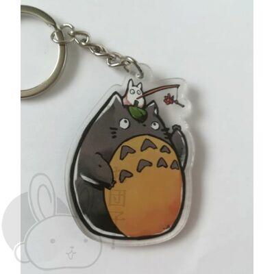 Totoro kulcstartó 2