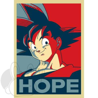 Son Goku hűtőmágnes