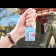 Omamori Japán szerencsehozó talizmán