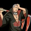 Naruto fejpánt áthúzott Forró vízrejtek falu