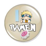 Naruto kitűző 10