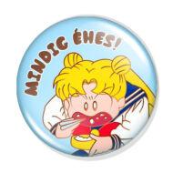 Sailor Moon kitűző 10