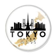 Japán kitűző 10