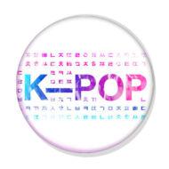 K-pop kitűző 1