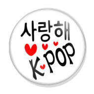 K-pop kitűző 2