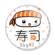 Sushi kitűző 1