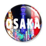 Osaka kitűző 1