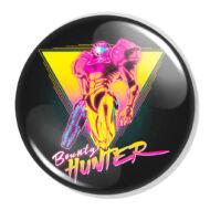 Bounty Hunter XL kitűző
