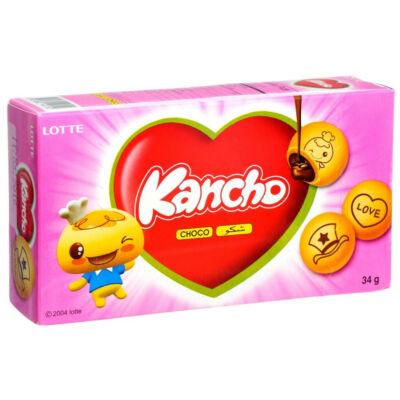 Kancho Csokoládés sütemény