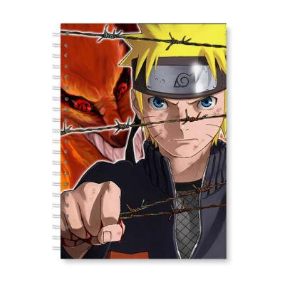 ÚJ! Naruto A5-ös füzet