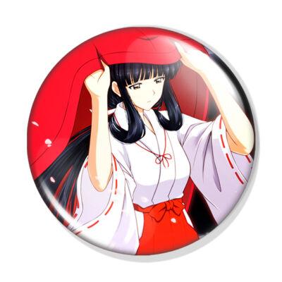 Inuyasha Yashahime kitűző 12