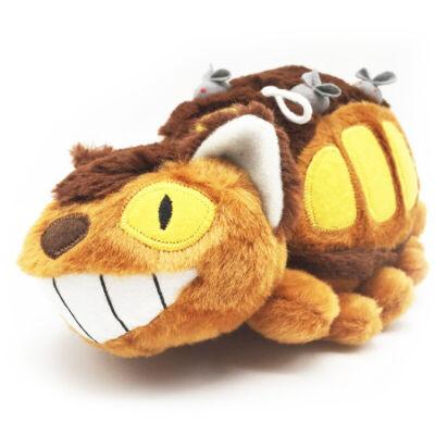 Totoro Varázslatos Macska busz plüss