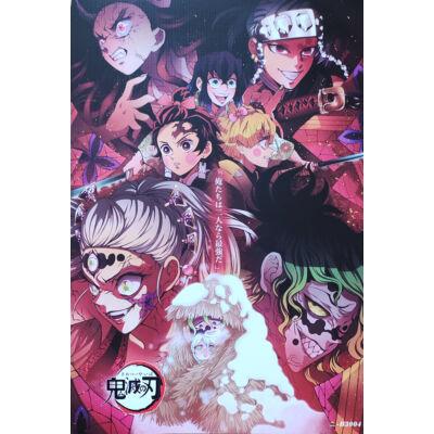 Kimetsu no Yaiba poszter 46