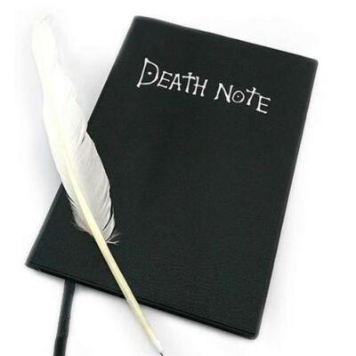 Death Note Halállista füzet replika