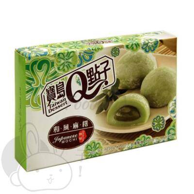 XL Mochi zöld tea