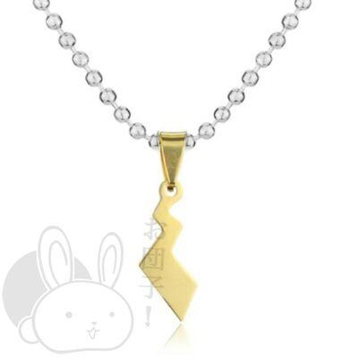 Pikachu farkinca nyaklánc