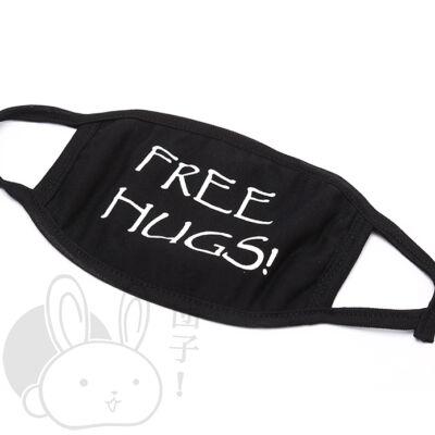 Free Hugs szájmaszk