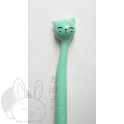 Cicás toll tappancsos zöld