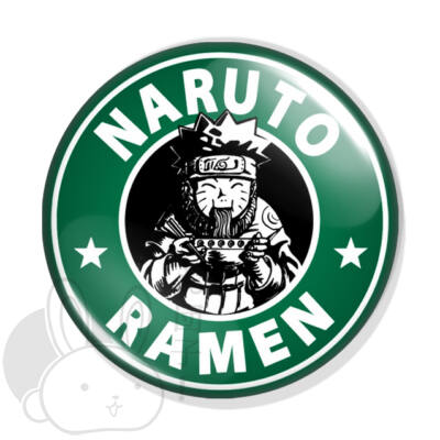 Naruto kitűző 13