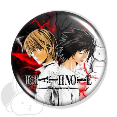 Death Note kitűző 3