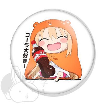 Umaru-chan kitűző 3