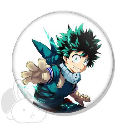 Boku no Hero Academia kitűző 2