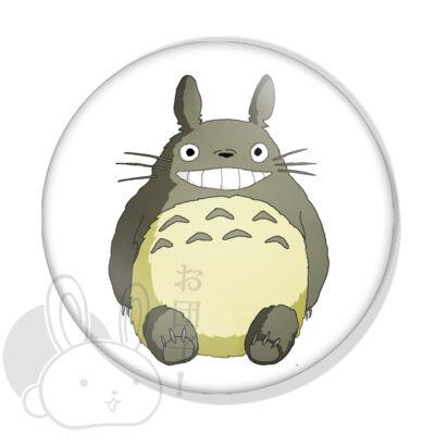 Totoro kitűző 2