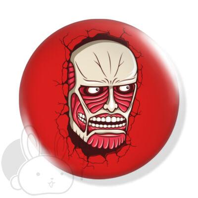 Attack on Titan kitűző 15