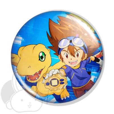 Digimon kitűző 1