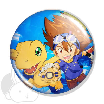 Digimon kitűző 1