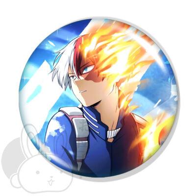 Boku no Hero Academia kitűző 6