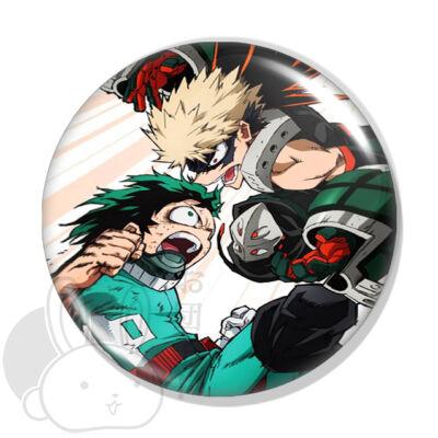 Boku no Hero Academia kitűző 7