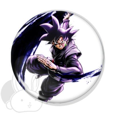 Dragon Ball XL kitűző Black