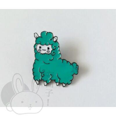 Jelvény alpaka zöld