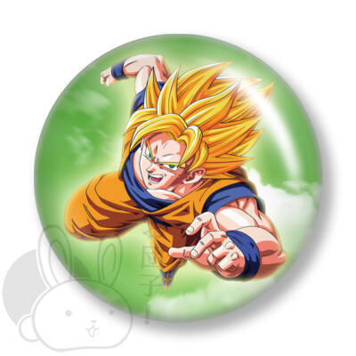 Dragon ball kitűző 1