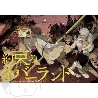 Yakusoku no Neverland poszter 3