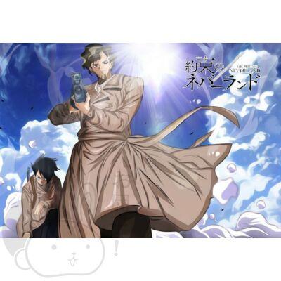 Yakusoku no Neverland poszter 5