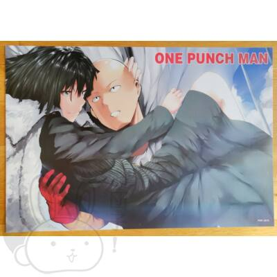 One-Punch Man poszter 4