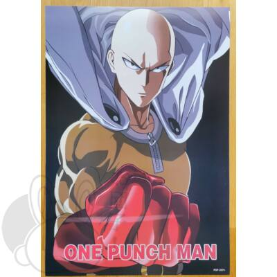 One-Punch Man poszter 6