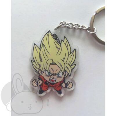 Dragon Ball kulcstartó Son Goku