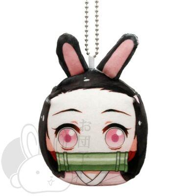 Kimetsu no Yaiba plüss kulcstartó Nezuko